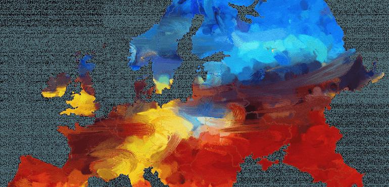 Beitragsbild zum Thema Welt der Farben