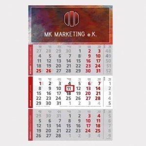 Abgebildet ist eines unserer Werbemittel in Form von Kalendern