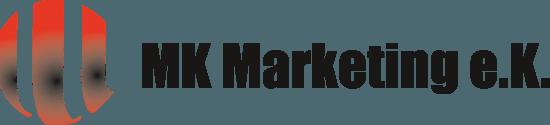 Abgebildet ist das Logo und der Firmenname der MK Marketing e.K.