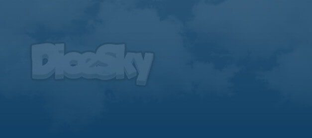 Hintergrund vom Channel DiceSky.