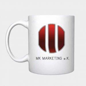 Abgebildet ist eines unserer Werbemittel in Form von Tassen