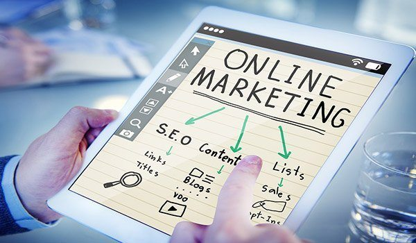 Beitragsbild zum Thema Online Marketing