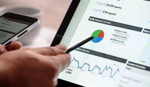 Beitragsbild zum Thema Digitales Marketing