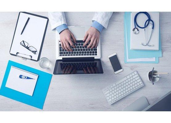 Webseiten für Ärzte