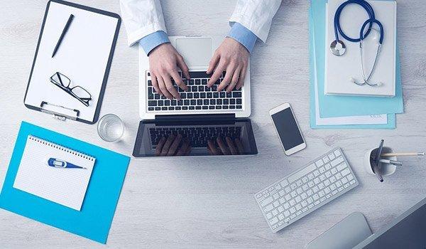 Beitragsbild zum Thema Arzt Webseiten