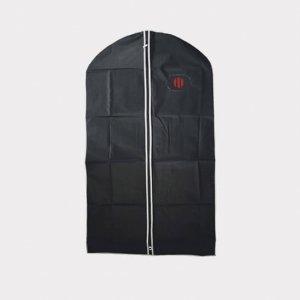 Abgebildet ist eines unserer Werbemittel in Form einer Kleiderschutzhülle