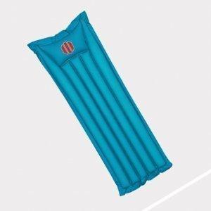 Abgebildet ist eines unserer Werbemittel in Form einer Luftmatratze