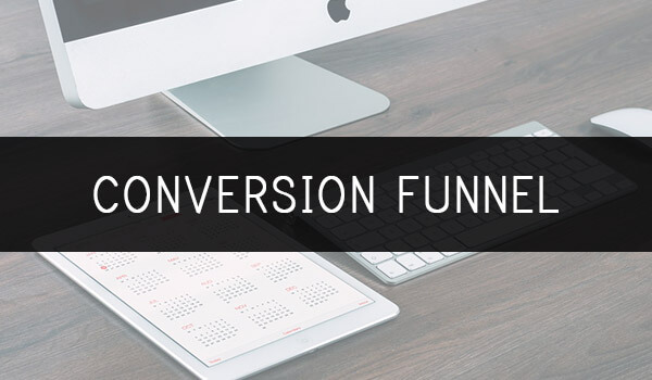 Enzyklopädie Conversion Funnel