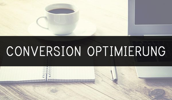 Enzyklopädie Conversion Optimierung