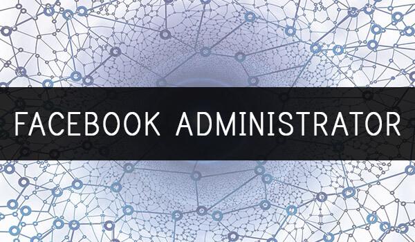 Enzyklopädie Facebook Administrator