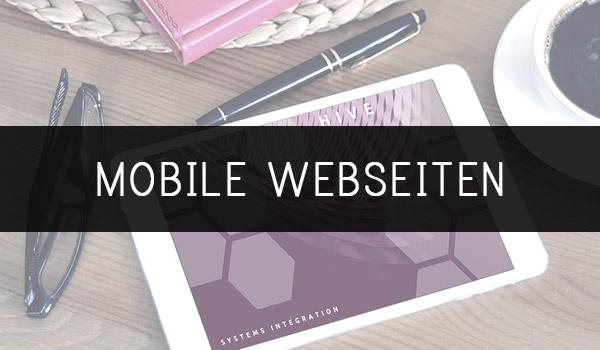 Enzyklopädie Mobile Webseiten