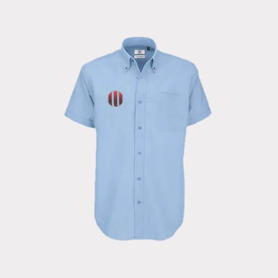 Herren Hemd mit Druck