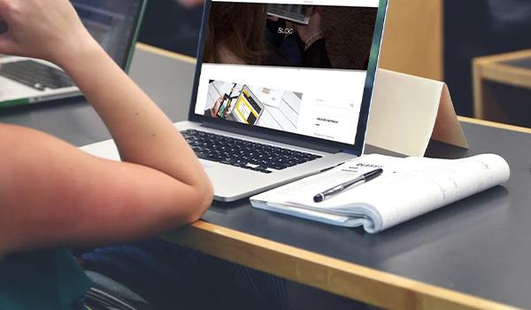 Beitragsbild zum Blogbeitrag Tipps und Tricks zur Content Recherche