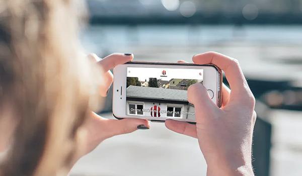 Blogbeitragsbild zum Thema Mobil First - Fristverlängerung durch Google auf März 2021