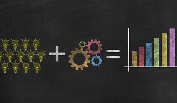 Blogbeitragsbild zu dem Thema: Marketingziele richtig definieren