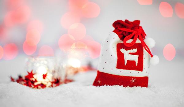 Blogbeitragsbild: Mitarbeiterbindung und die Weihnachtszeit
