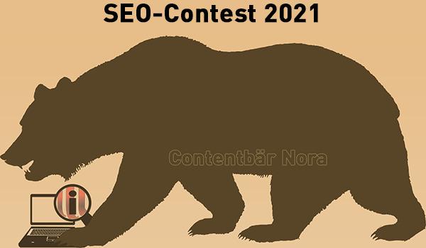 Contentbär - SEO Contest 2021