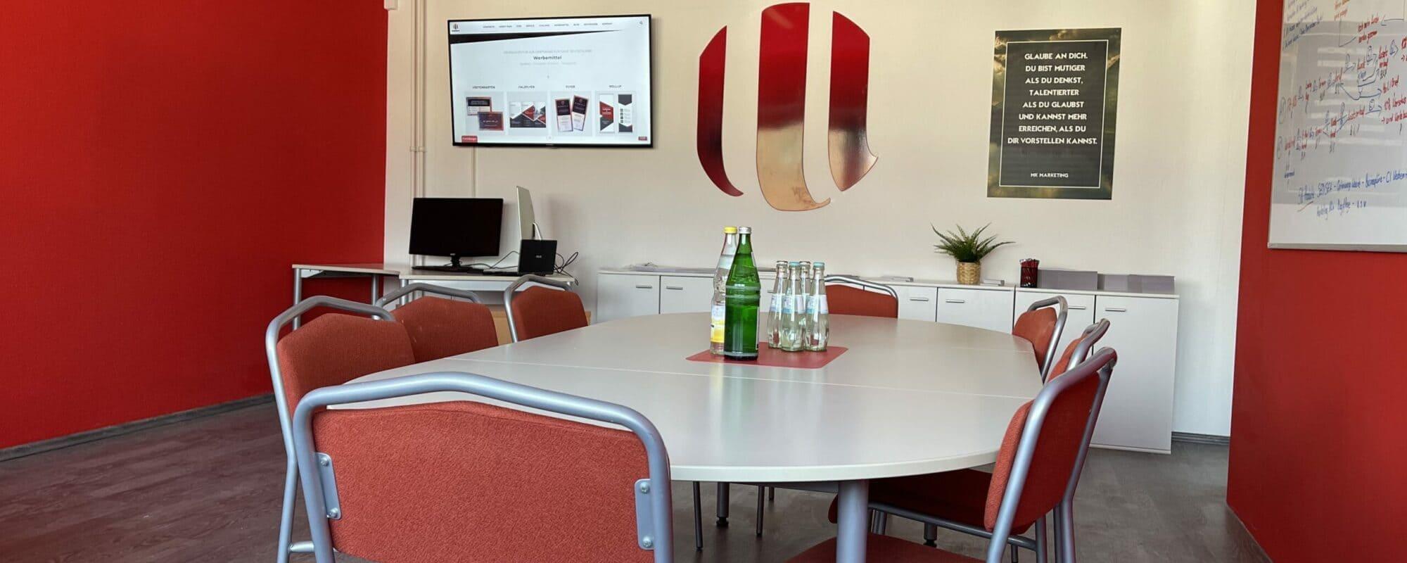 Konferenzraum MK Marketing