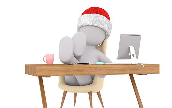 Unternehmen und die Weihnachtszeit