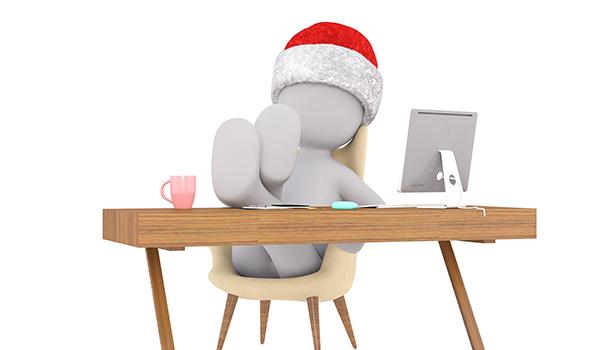 Bild zum Blogbeitrag der Firma MK Marketing mit dem Thema Unternehmen und die Weihnachtszeit